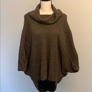 Anthropologie Moth Coleman sleeve sweater